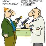 medico e paziente nelle vignette di Altan