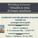 WorkShop 2004 Padova