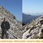 Il Tratto finale verso Santa Croce